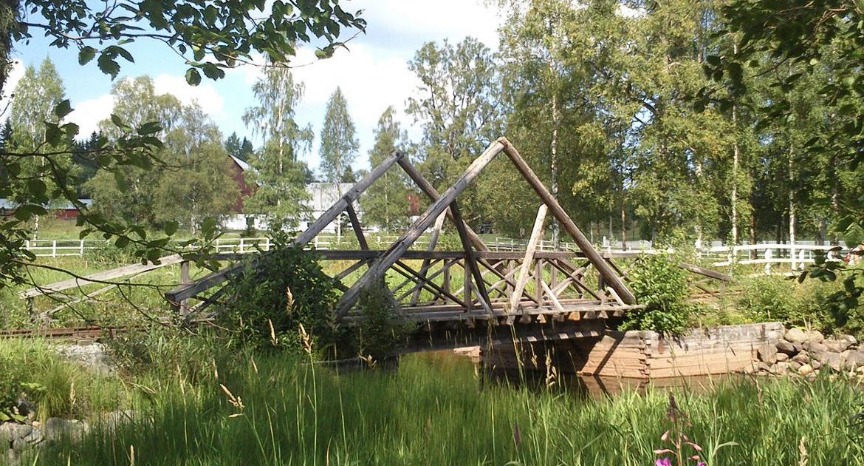 Järnvagsbron Galtström