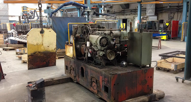 Oden Motor