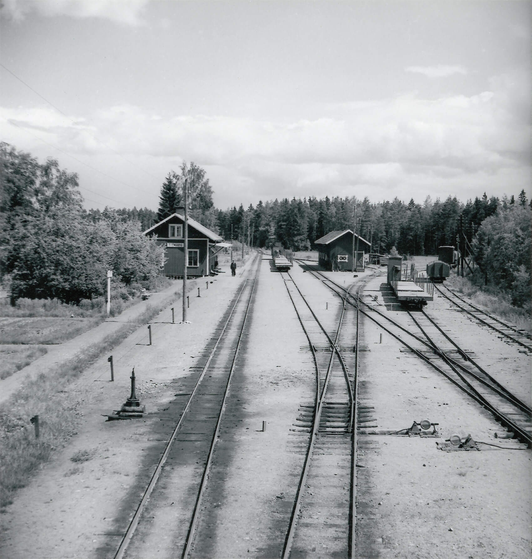 Svensbro Station