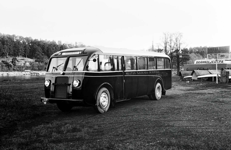 Scania Vabis Buss 1936