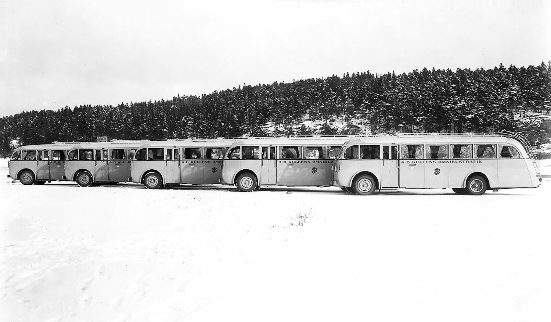 5 Bussar